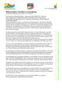 thumbnail of Klimaschulen_KEM_Thayaland_Abschluss_Pressebericht