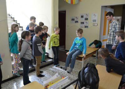 Mobilität Morgen in der Volksschule Pfaffenschlag 2015