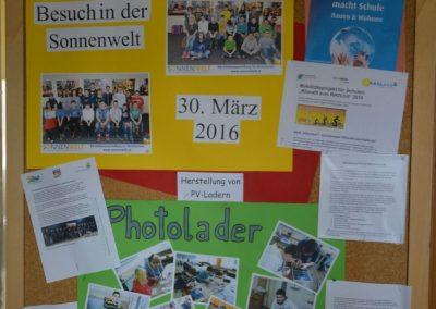 Klimaschulenprojekt 2015/16 NMS Groß Siegharts