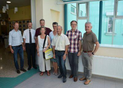 Start Treffen Klimaschulen 2016/17
