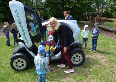 Kindergarten Waidhofen an der Thaya - Regions Twizy
