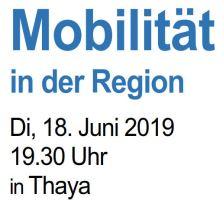 Mobilität in der Region gestalten! Ihre/Deine Meinung ist gefragt!
