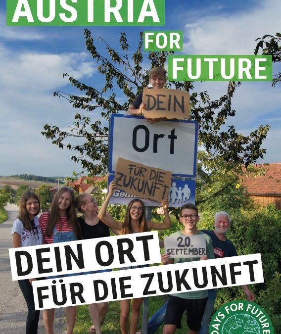 Austria For Future – Dein Ort für die Zukunft