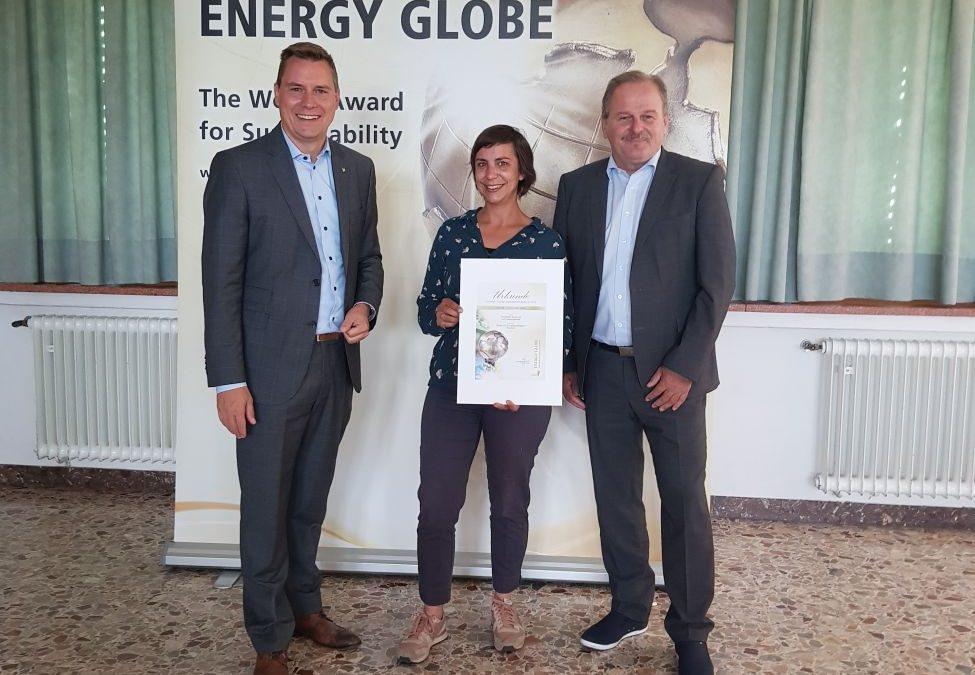 Musterhaft saniert – Energy Globe für die KEM